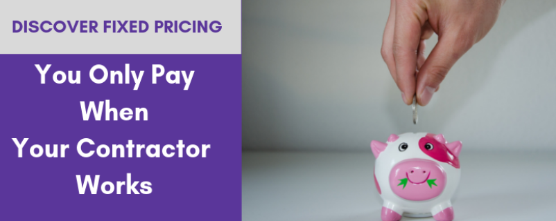 discover fixed pricing